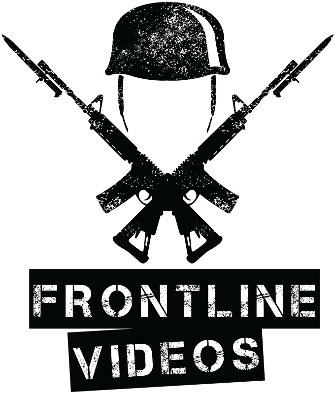 Frontline Videos | Raw, Uncut, Real Videos From The Frontlines Logo