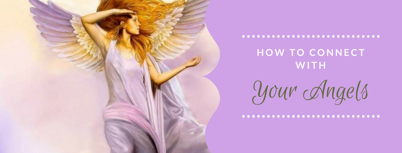 How to Connect with Your Angels