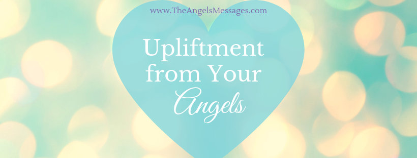 Healing & Upliftment from Your Angels