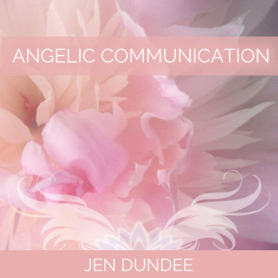 Communicate With Your Angels: Audio Class