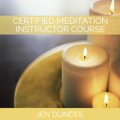 Certified Meditation Instructor Course