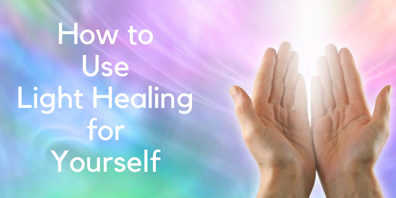 How to Use Light Healing for Yourself | Downloadable Video Workshop