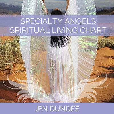 Specialty Angels Spiritual Living Chart