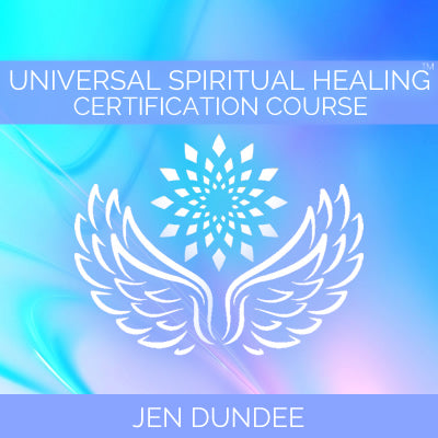 Universal Spiritual Healing Certification Course | 3-Month Course