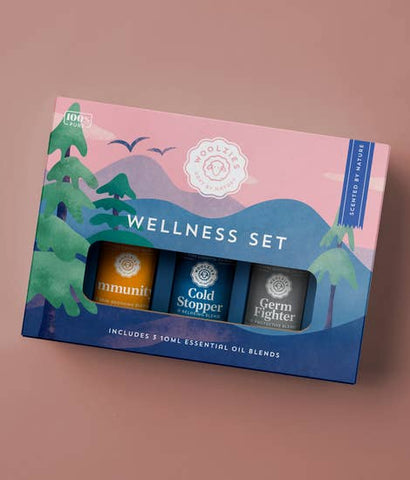 Wellness Essential Blend Oil Collection