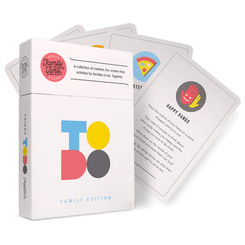 ToDo Family Activity Game