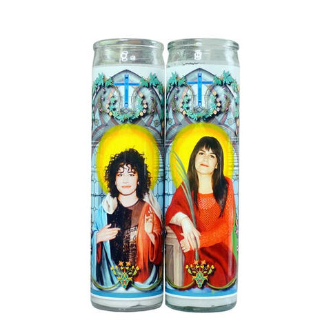 Broad City Celebrity Prayer Candle (Set of 2)