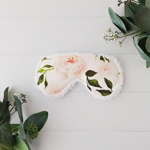 Rose Floral Sleep Mask