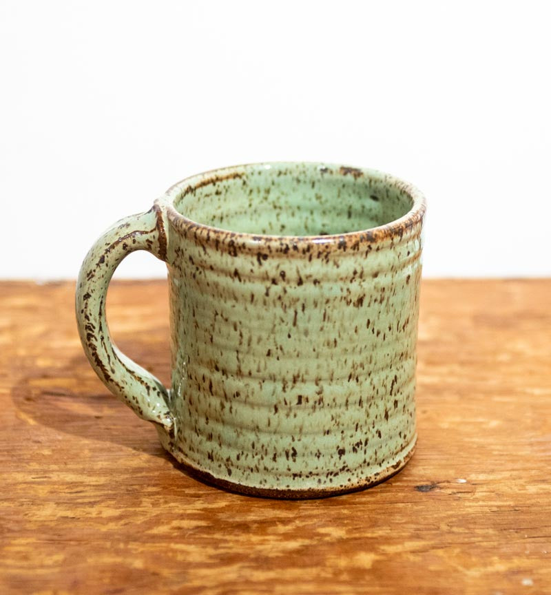 Sea Green Ceramic Mug