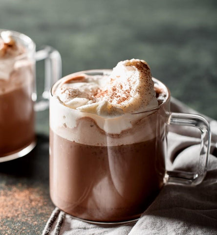 Sweet Vanilla Artisan Hot Cocoa (Pack of Two)