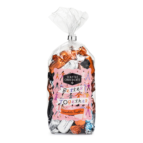 """Better Together"" Truffle Bag - A Gift that Gives Back!"