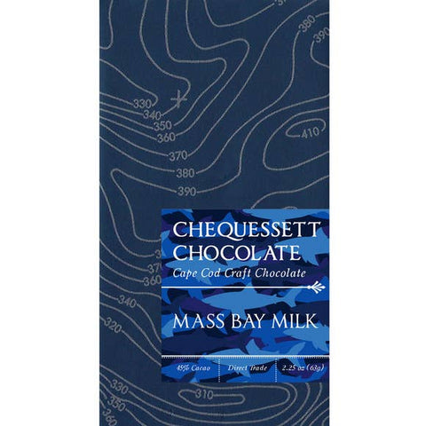 Mass Bay Milk Chocolate (Pack of 2)