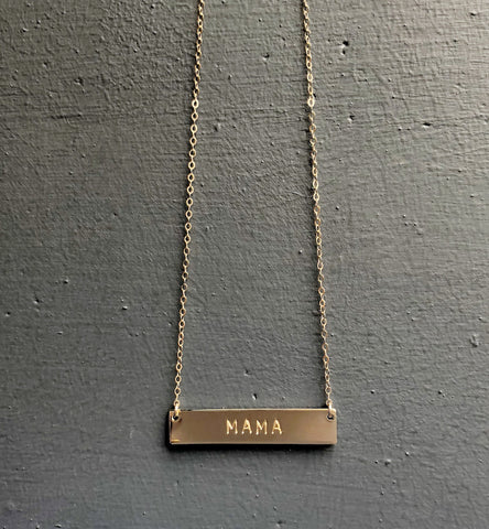 """Mama "" Necklace"