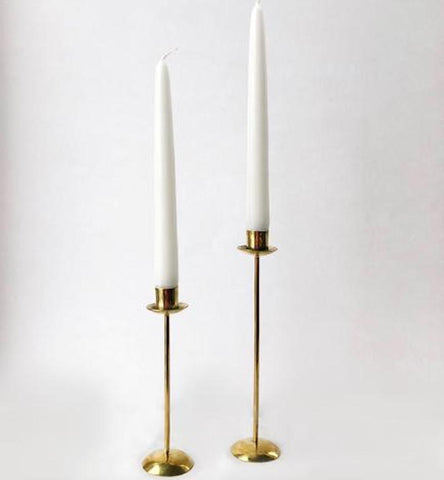 Brass Candlestick Set -GIFT THAT GIVES BACK