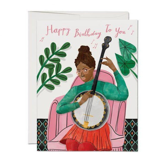 """Happy Birthday to You"" - Pack of 5"