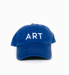 ART Hat in Cobalt Blue