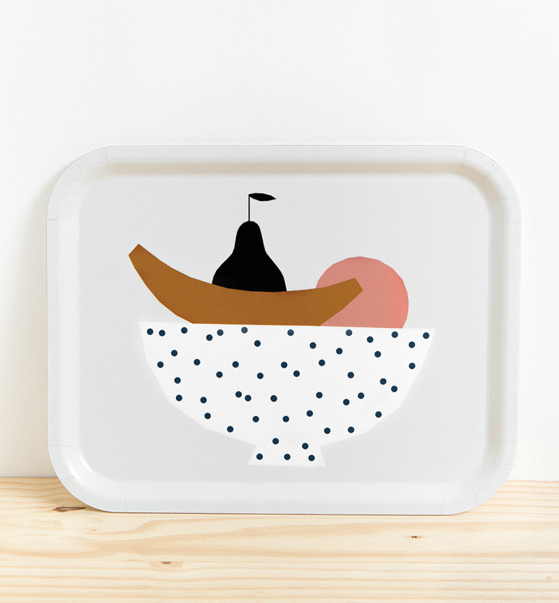Fruit Bowl Tray