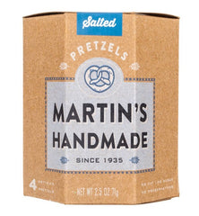 Handmade Salted Pretzels (Pack of 2)