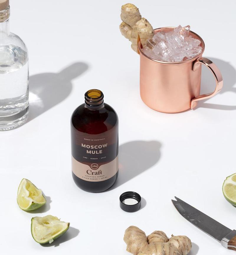 Moscow Mule Cocktail Syrup
