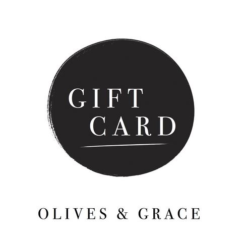 Olives & Grace Gift Certificate