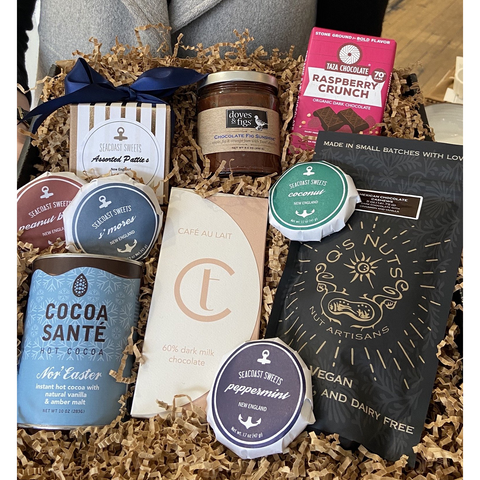 "The ""Chocolate Lovers"" Gift Box"