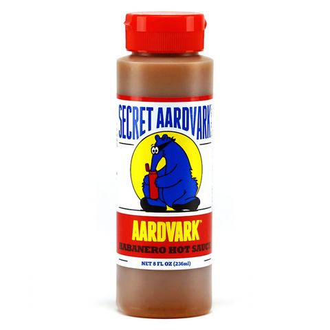 Aardvark Habanero Hot Sauce (Pack of 2)