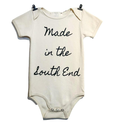 SOUTH END Cotton Onesies