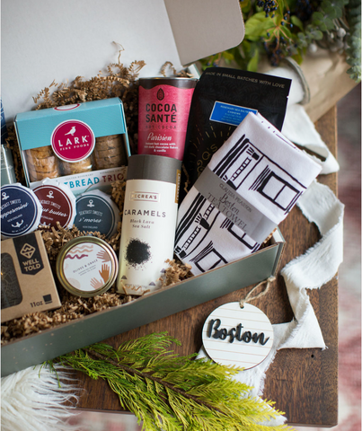 """The BOSTON LOCAL"" Gift Box"