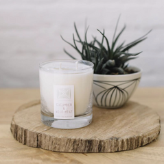 Cucumber & Wild Mint Hand-Poured Candle (TOP SELLER)