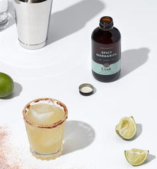 Spicy Margarita Cocktail Syrup