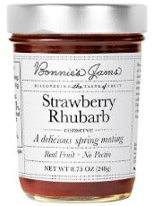 Strawberry Rhubarb Jam - Set of 2