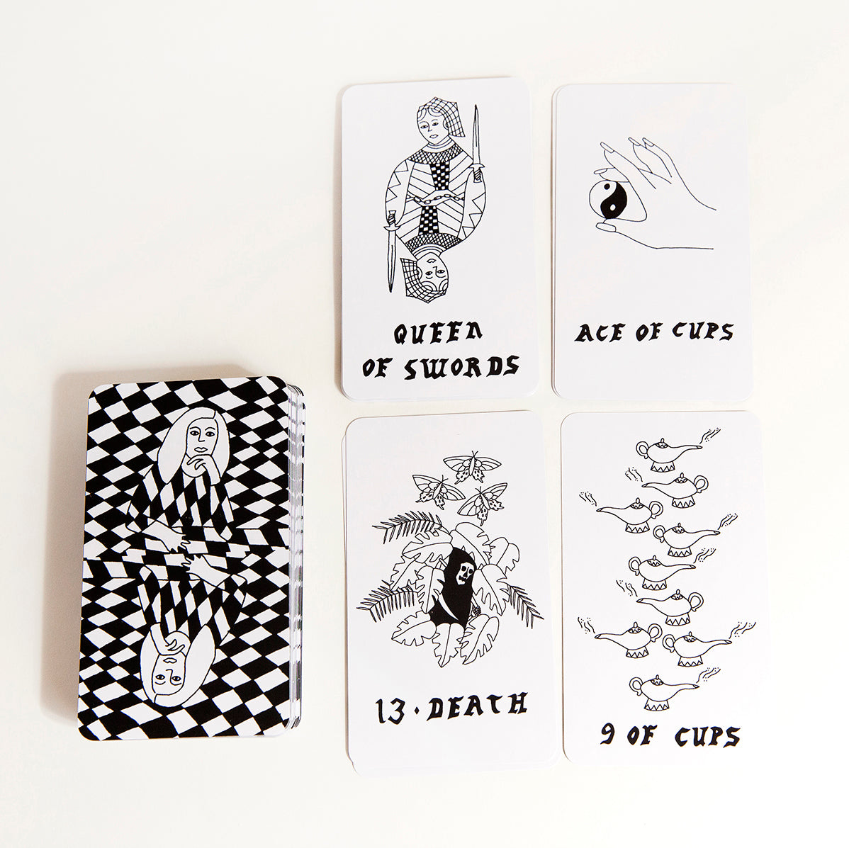 Tarot Card Deck and Guidebook