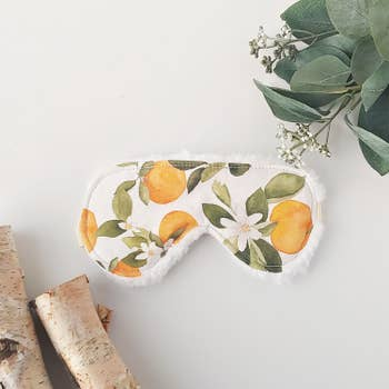 Orange Blossom Sleep Mask