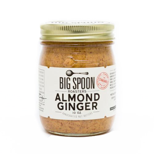 Almond Ginger Nut Butter (Pack of 2)