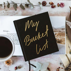 My Bucketlist Journal