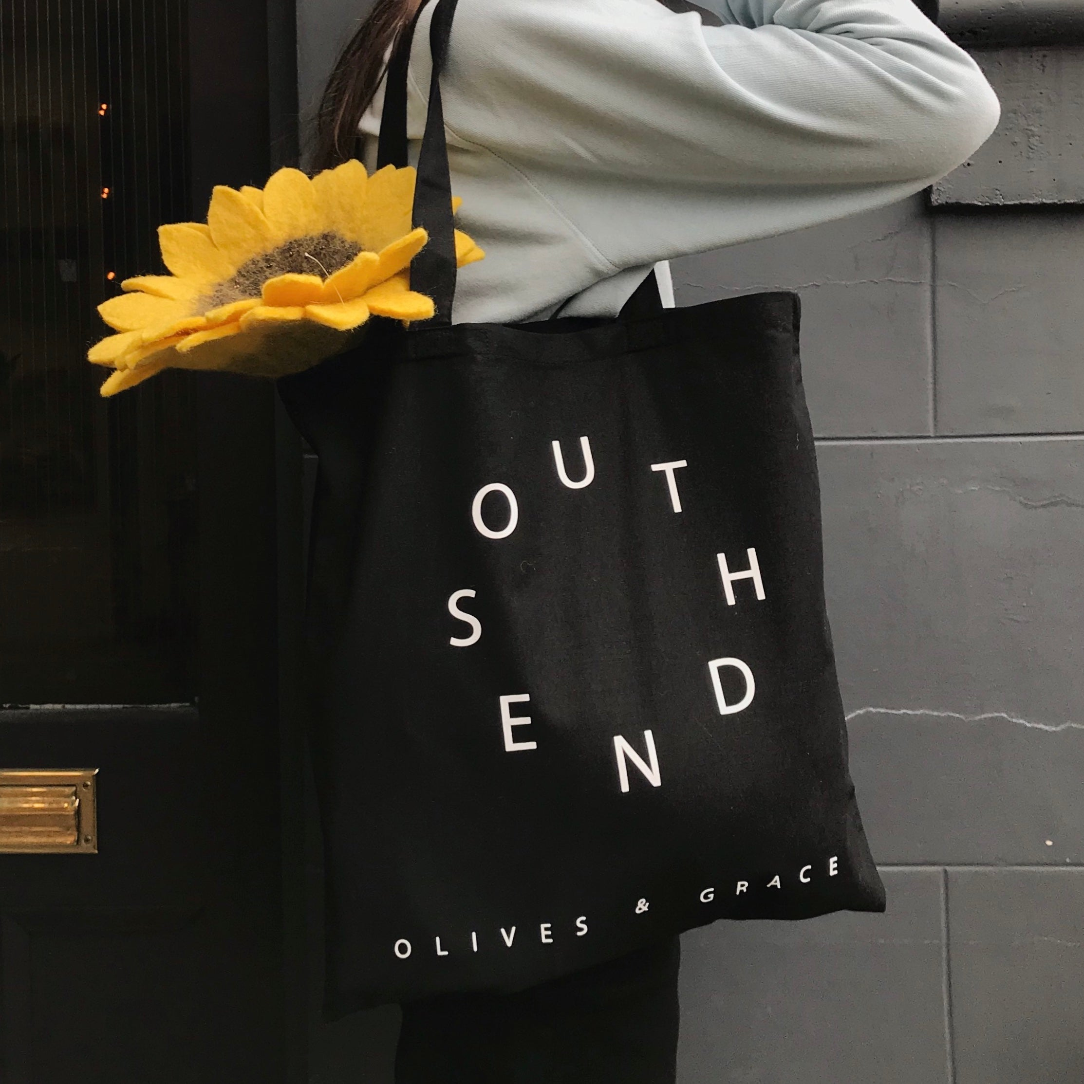South End Tote Bag