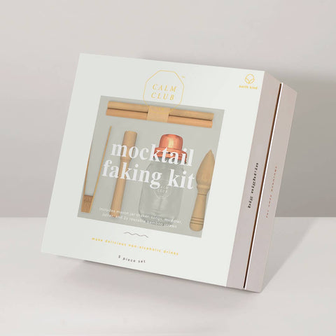 Mocktail Faking Kit (product of the month)