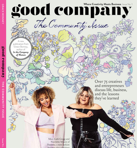 Good Company: The Community Issue Magazine