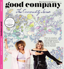 Good Company: The Community Issue Book