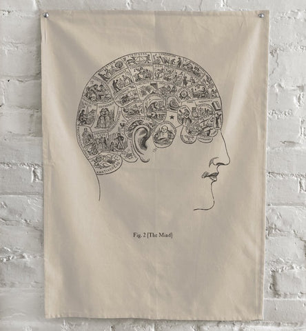 The Mind Tea Towel
