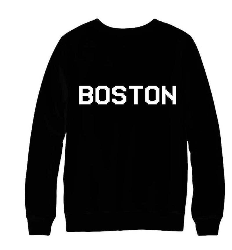 Boston Sweater