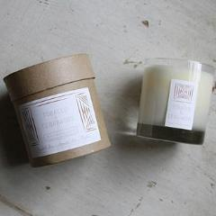 Tobacco & Cedarwood Hand-Poured Candle
