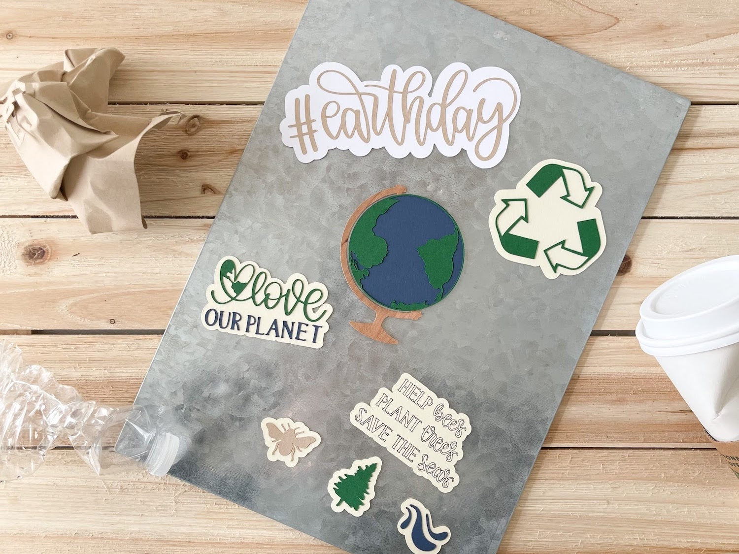 Earth Day Magnets