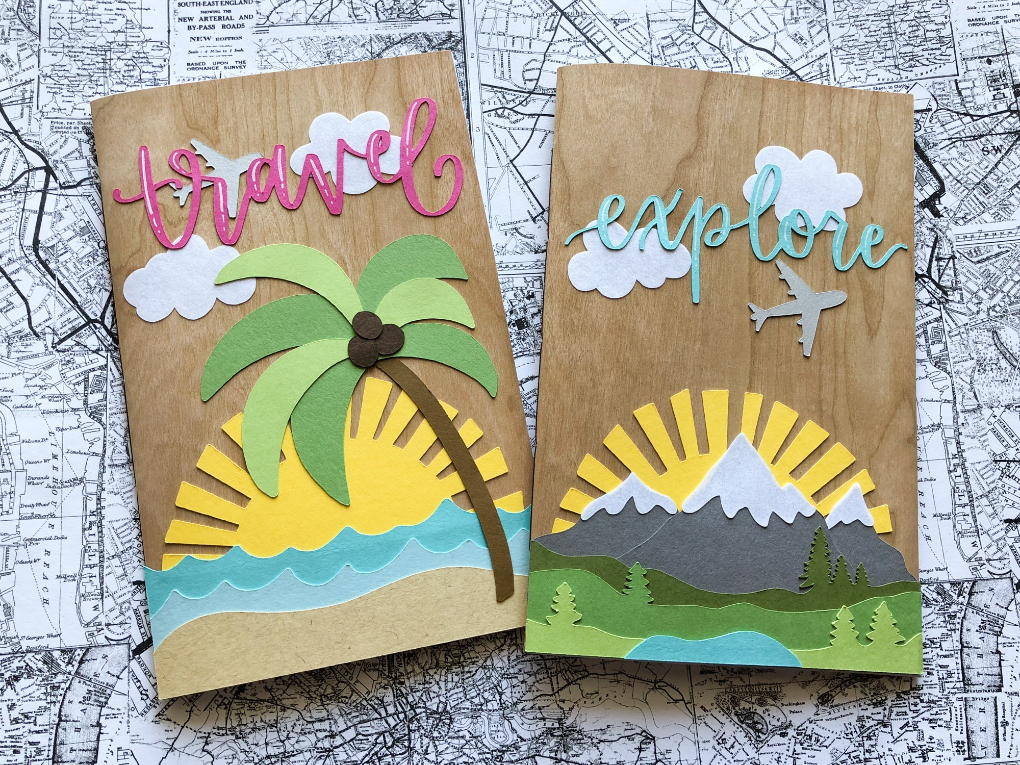 DIY Travel Journal