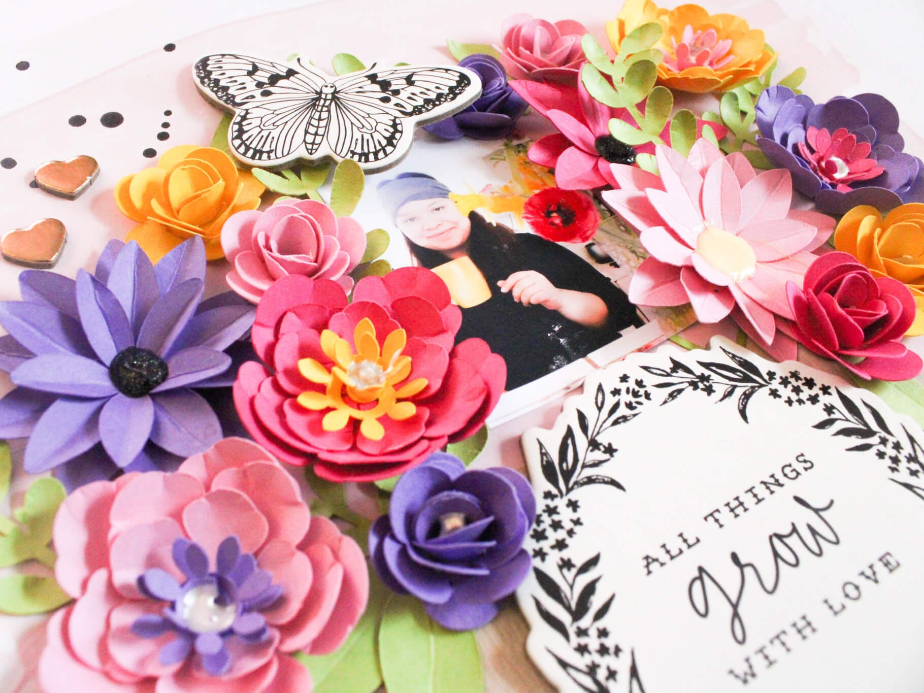 Creating Perfect Paper Flowers