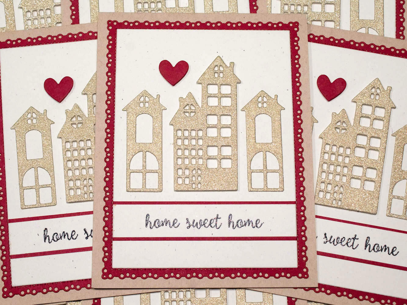 Home Sweet Home Housewarming Invitations