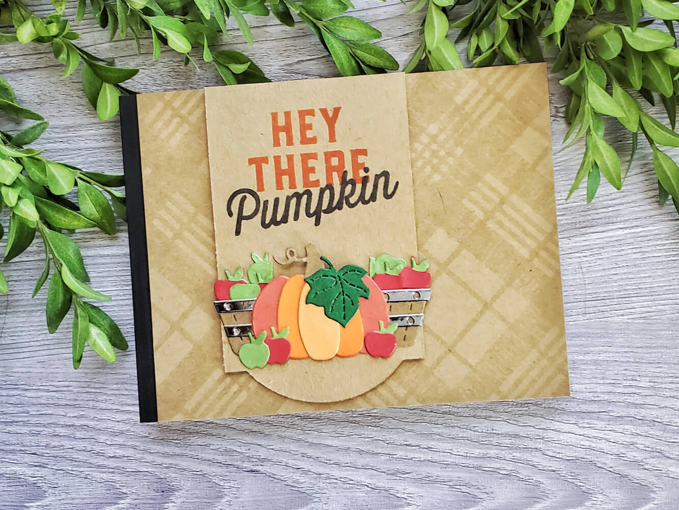 Harvest-Themed Thanksgiving Invitation