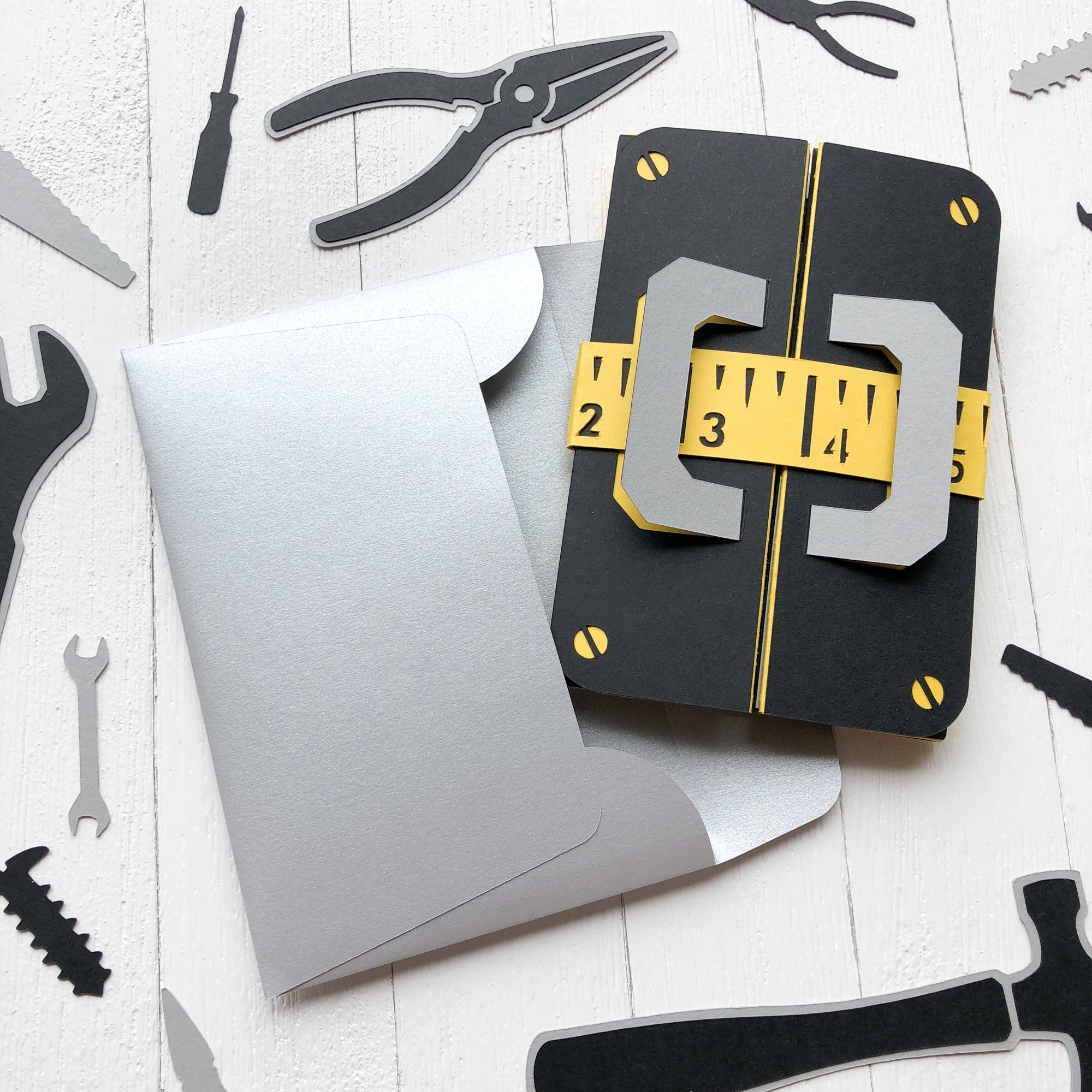 Father's Day Tool Kit Card