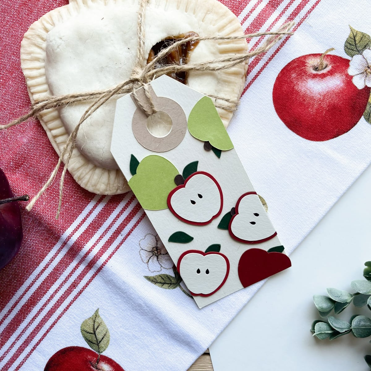 Apple Orchard Gift Tag
