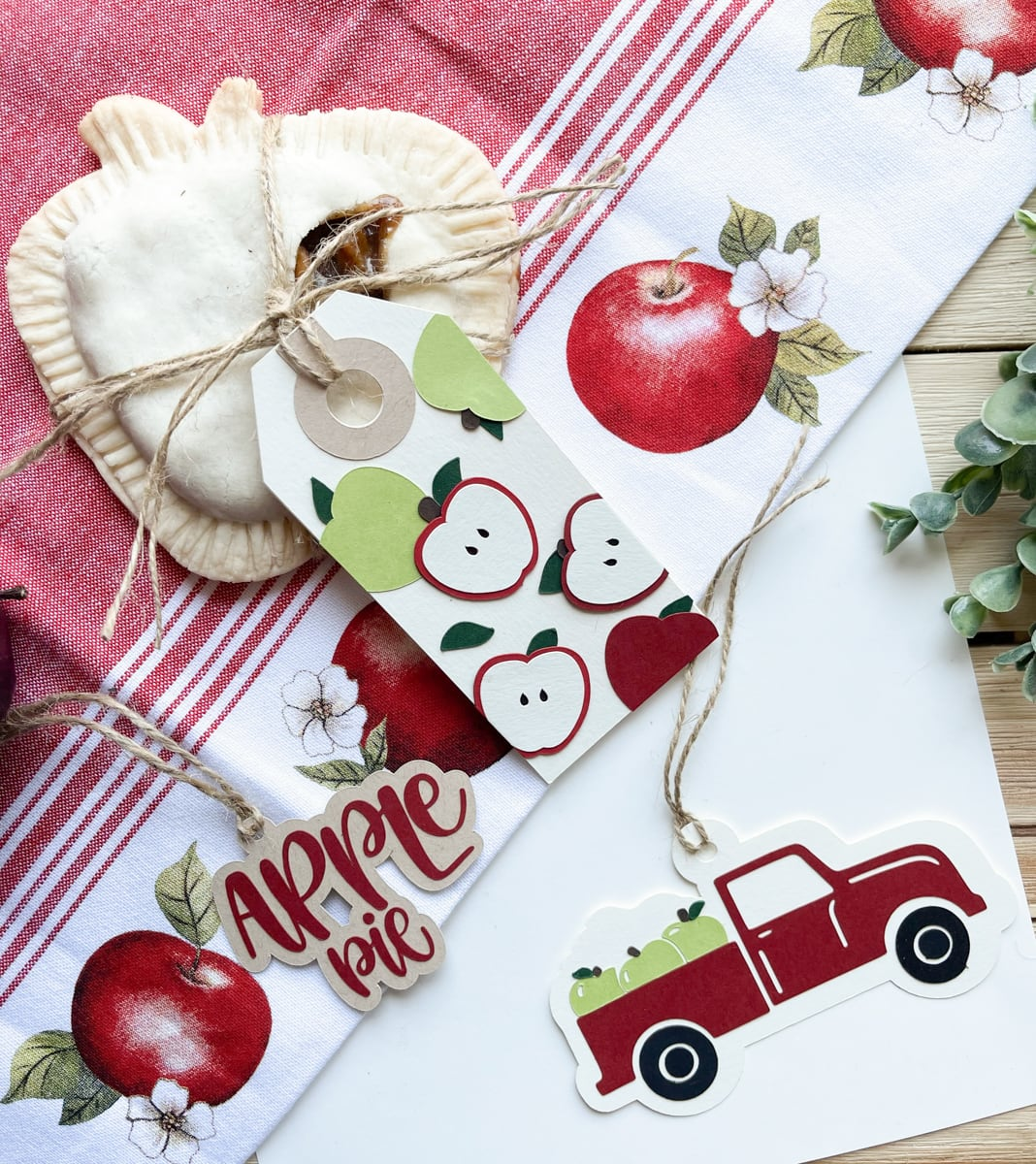 Apple Orchard Gift Tags